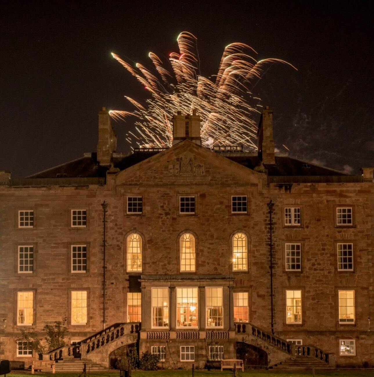 Arniston House Family Fireworks Party – SOLD OUT!